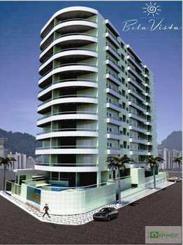 Apartamento, código 183802 em Praia Grande, bairro Real