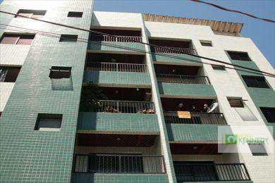 Apartamento, código 126001 em Praia Grande, bairro Aviação