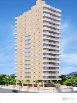Apartamento, código 116102 em Praia Grande, bairro Aviação