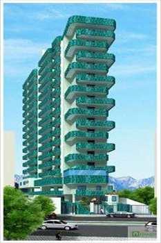 Apartamento, código 48101 em Praia Grande, bairro Canto do Forte