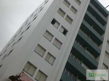 Apartamento, código 24805 em Praia Grande, bairro Guilhermina