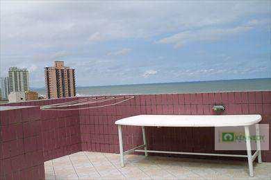 Cobertura em Praia Grande, bairro Vilamar