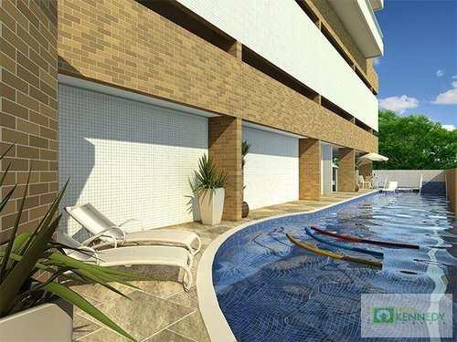 Apartamento, código 20205 em Praia Grande, bairro Tupi