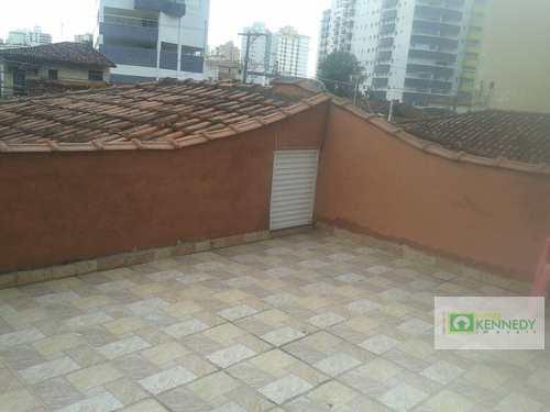 Sobrado, código 14876529 em Praia Grande, bairro Mirim
