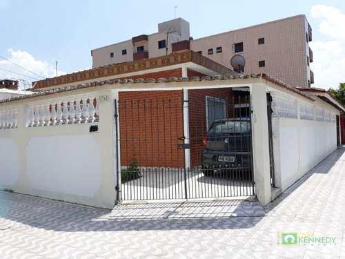 Casa, código 14876570 em Praia Grande, bairro Guilhermina