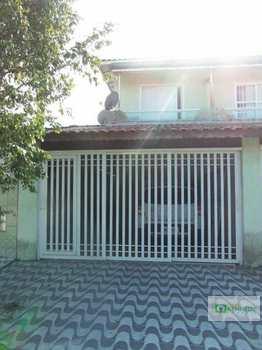 Sobrado, código 14877061 em Praia Grande, bairro Mirim