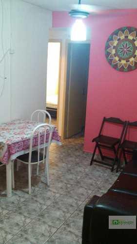 Apartamento, código 14877186 em Praia Grande, bairro Mirim