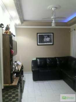 Apartamento, código 14877199 em Praia Grande, bairro Guilhermina
