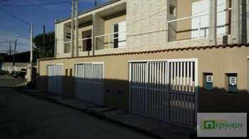 Casa de Condomínio, código 14877255 em Praia Grande, bairro Nova Mirim