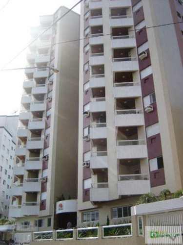 Apartamento, código 14877269 em Praia Grande, bairro Guilhermina