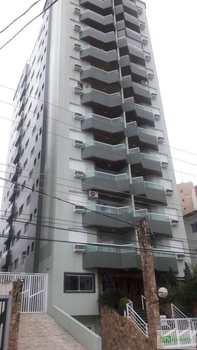 Apartamento, código 14877356 em Praia Grande, bairro Guilhermina