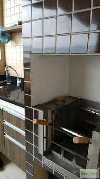 Apartamento, código 14877387 em Praia Grande, bairro Guilhermina
