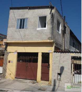 Sobrado, código 14877398 em Praia Grande, bairro Anhanguera
