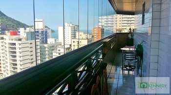 Apartamento, código 14877403 em Praia Grande, bairro Canto do Forte