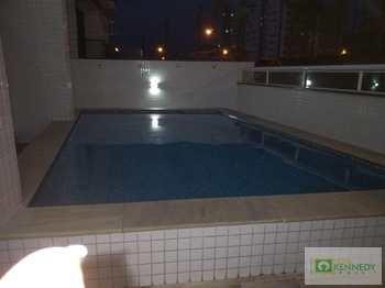 Apartamento, código 14877406 em Praia Grande, bairro Aviação