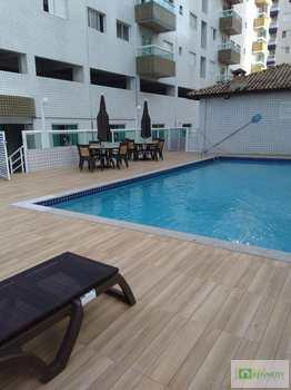 Apartamento, código 14877456 em Praia Grande, bairro Ocian