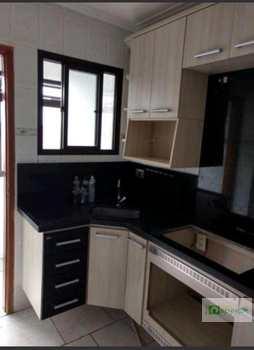 Apartamento, código 14877487 em Praia Grande, bairro Guilhermina