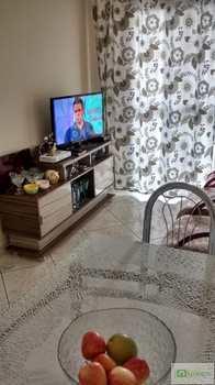 Apartamento, código 14877523 em Praia Grande, bairro Mirim
