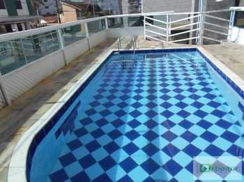 Apartamento, código 14877563 em Praia Grande, bairro Ocian