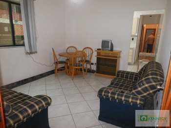 Apartamento, código 14877598 em Praia Grande, bairro Boqueirão