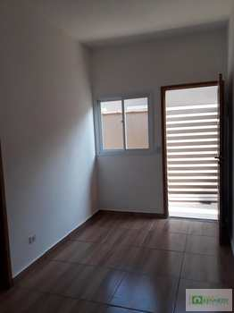 Casa de Condomínio, código 14877600 em Praia Grande, bairro Esmeralda