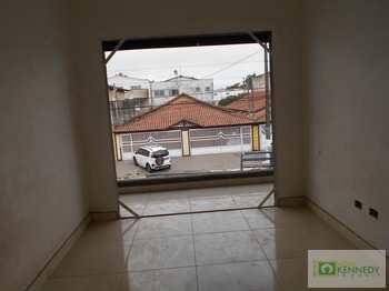 Sobrado de Condomínio, código 14877606 em Praia Grande, bairro Sítio do Campo