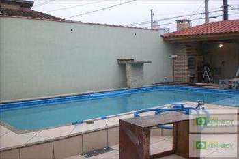 Casa, código 14877628 em Praia Grande, bairro Guilhermina