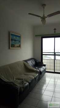 Apartamento, código 14877673 em Praia Grande, bairro Mirim