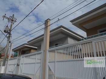 Sobrado, código 14877675 em Praia Grande, bairro Canto do Forte