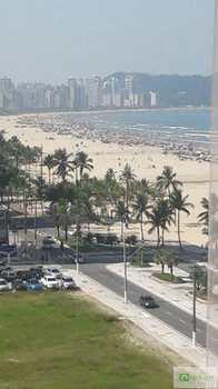Apartamento, código 14877780 em Praia Grande, bairro Aviação