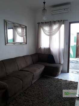 Casa de Condomínio, código 14877803 em Praia Grande, bairro Vila Sônia