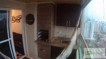 Apartamento, código 14877895 em Praia Grande, bairro Guilhermina