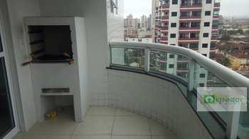 Apartamento, código 14877925 em Praia Grande, bairro Ocian