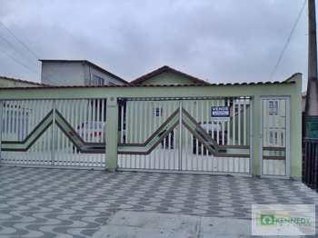 Casa de Condomínio, código 14878075 em Praia Grande, bairro Nova Mirim
