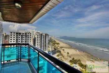 Apartamento, código 14878149 em Praia Grande, bairro Ocian