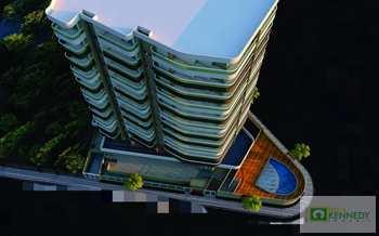 Apartamento, código 14878165 em Praia Grande, bairro Caiçara
