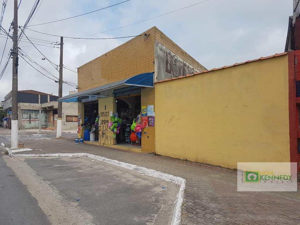 Terreno Comercial em Praia Grande, no bairro Caiçara