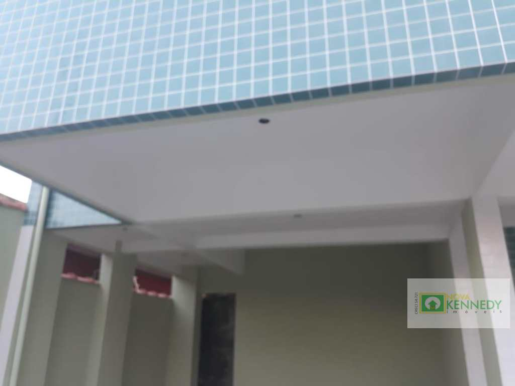 Casa de Condomínio em Praia Grande, no bairro Quietude