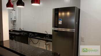 Apartamento, código 14878312 em Praia Grande, bairro Ocian