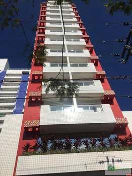 Apartamento, código 14878325 em Praia Grande, bairro Canto do Forte