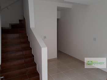 Casa de Condomínio, código 14878328 em Praia Grande, bairro Melvi