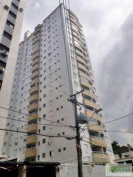 Apartamento, código 14878329 em Praia Grande, bairro Guilhermina