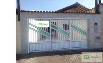 Casa, código 14878352 em Praia Grande, bairro Mirim