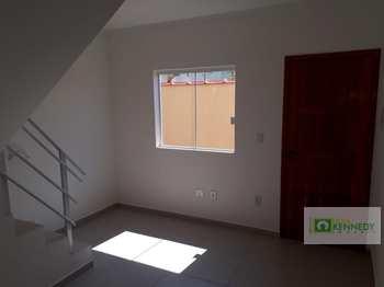 Casa de Condomínio, código 14878396 em Praia Grande, bairro Maracanã