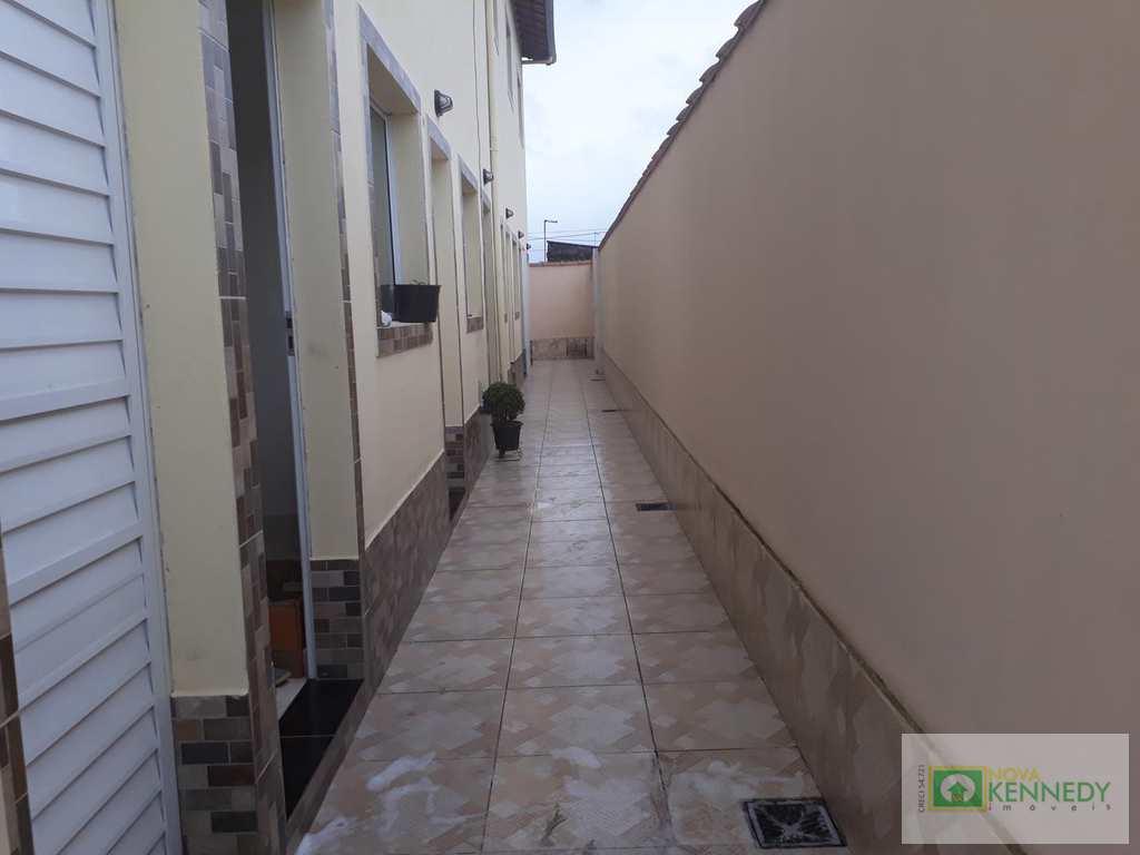 Sobrado de Condomínio em Praia Grande, no bairro Ribeirópolis