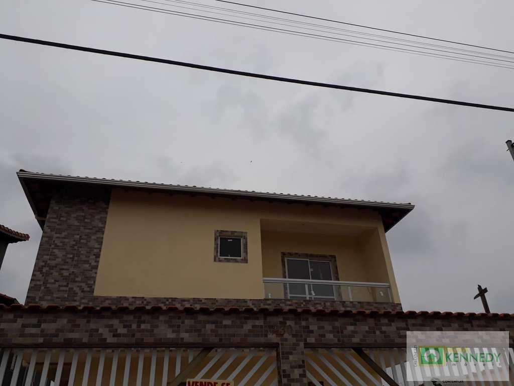Sobrado de Condomínio em Praia Grande, bairro Ribeirópolis