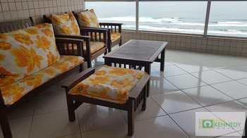 Apartamento, código 14878450 em Praia Grande, bairro Aviação