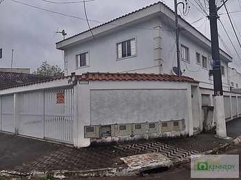 Casa de Condomínio, código 14878469 em Praia Grande, bairro Glória