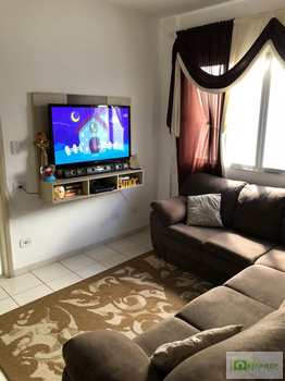 Apartamento, código 14878476 em Praia Grande, bairro Guilhermina