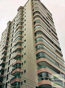 Apartamento, código 14878549 em Praia Grande, bairro Aviação